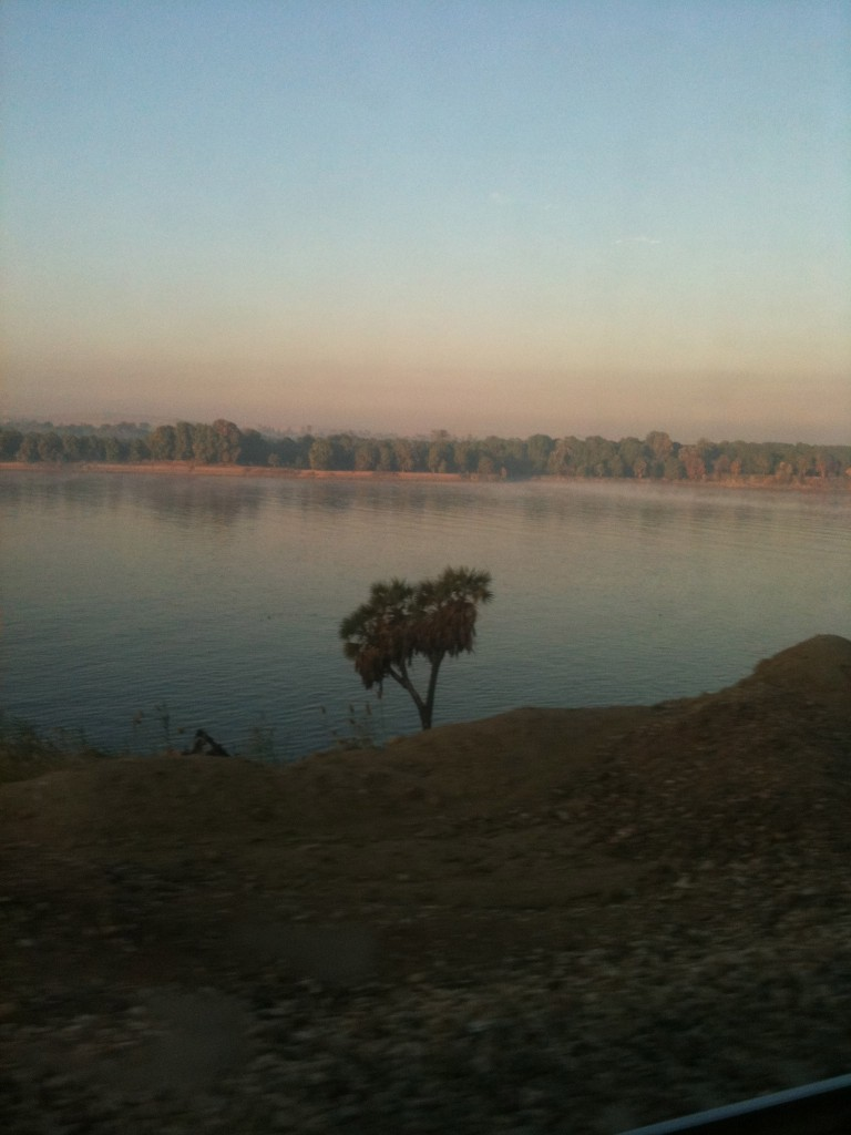 The Nile at Dawn