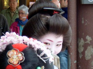 Gion Geisha.