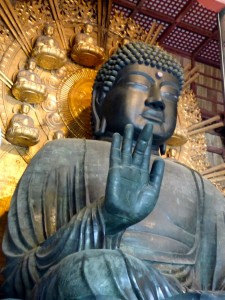 Very big Buddha.