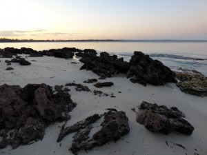 Jervis Bay evening.