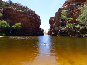 Ellery Creek Big Hole.