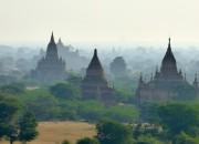 Bagan temples.
